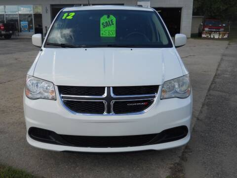 2012 Dodge Grand Caravan for sale at Shaw Motor Sales in Kalkaska MI