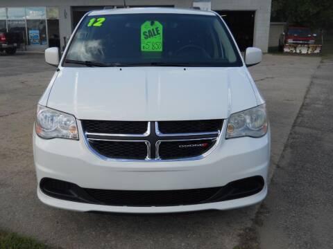 2012 Dodge Grand Caravan for sale at Shaw Motor Sales in Kalkaska MI
