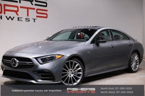 2020 Mercedes-Benz CLS for sale at Fishers Imports in Fishers IN
