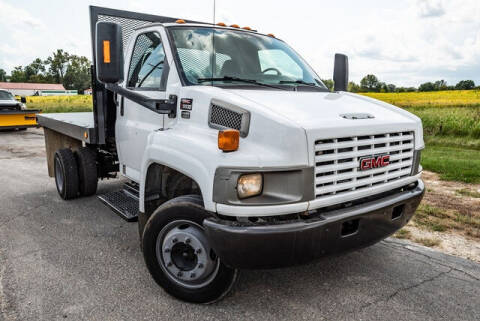 2007 GMC C5500 for sale at Fruendly Auto Source in Moscow Mills MO