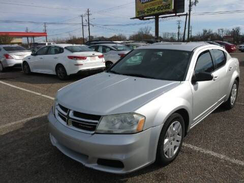 2012 Dodge Avenger for sale at 2nd Chance Auto Sales in Montgomery AL