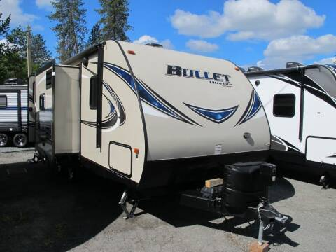 2017 Keystone Bullet for sale at Oregon RV Outlet LLC - Travel Trailers in Grants Pass OR