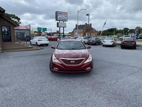 2013 Hyundai Sonata for sale at CARMART Of Dover in Dover DE