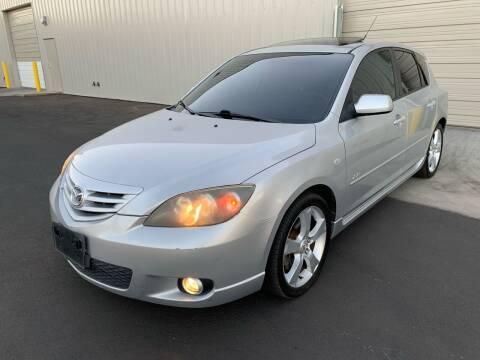 2005 Mazda MAZDA3 for sale at Premier Motors AZ in Phoenix AZ