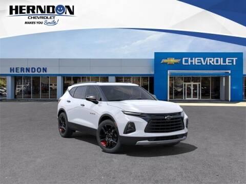 2021 Chevrolet Blazer for sale at Herndon Chevrolet in Lexington SC