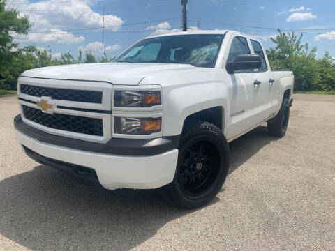 2015 Chevrolet Silverado 1500 for sale at Craven Cars in Louisville KY