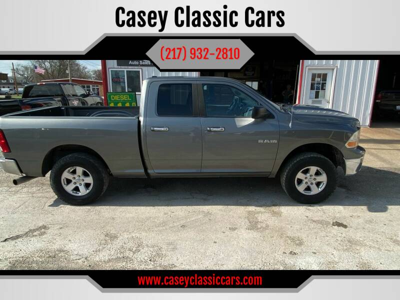 2009 Dodge Ram Pickup 1500 for sale at Casey Classic Cars in Casey IL