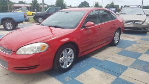 2013 Chevrolet Impala for sale at Auto Pros in Rock Hill SC