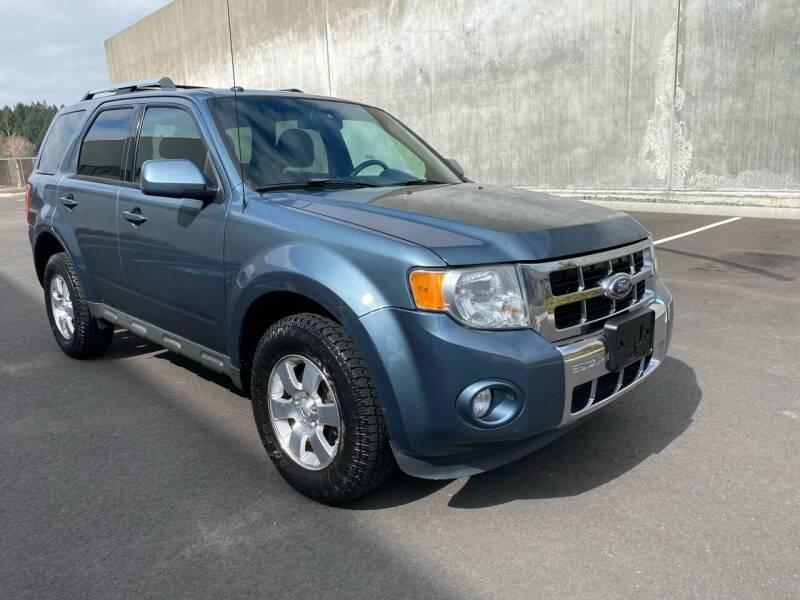 2011 Ford Escape for sale at Washington Auto Sales in Tacoma WA