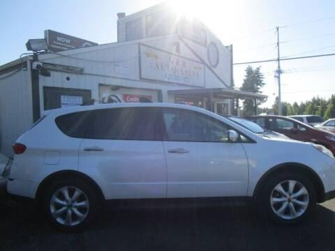 2006 Subaru B9 Tribeca for sale at G&R Auto Sales in Lynnwood WA