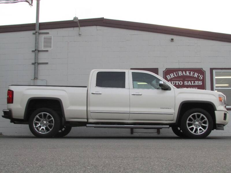 2015 GMC Sierra 1500 for sale at Brubakers Auto Sales in Myerstown PA