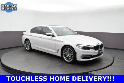 2018 BMW 5 Series for sale at M & I Imports in Highland Park IL