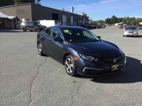2019 Honda Civic for sale at SHAKER VALLEY AUTO SALES - Late Models in Enfield NH