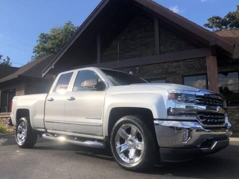 2016 Chevrolet Silverado 1500 for sale at Auto Solutions in Maryville TN