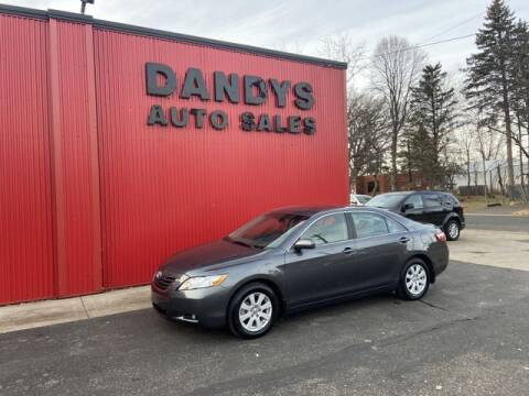2009 Toyota Camry for sale at Dandy's Auto Sales in Forest Lake MN