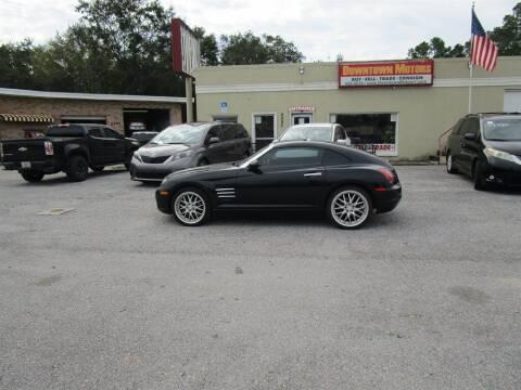 2004 Chrysler Crossfire for sale at DERIK HARE in Milton FL
