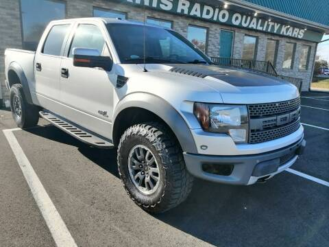 2011 Ford F-150 for sale at KRIS RADIO QUALITY KARS INC in Mansfield OH