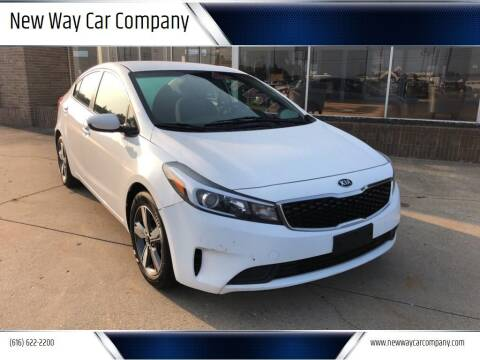 2018 Kia Forte for sale at New Way Car Company in Grand Rapids MI