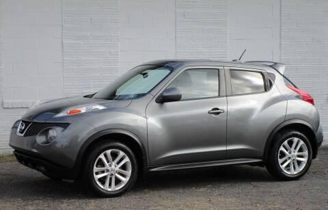 2011 Nissan JUKE for sale at Kohmann Motors & Mowers in Minerva OH
