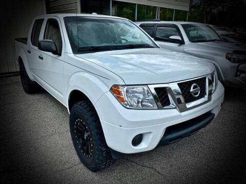 2014 Nissan Frontier for sale at Carder Motors Inc in Bridgeport WV