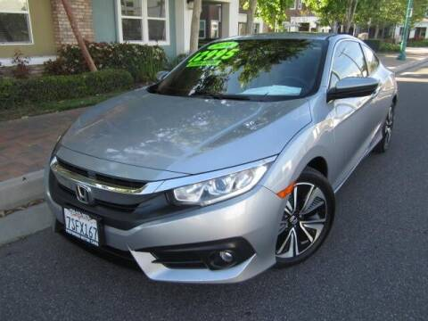 2016 Honda Civic for sale at PREFERRED MOTOR CARS in Covina CA