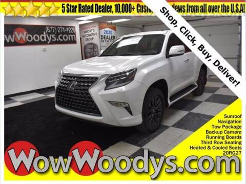 2020 Lexus GX 460 for sale at WOODY'S AUTOMOTIVE GROUP in Chillicothe MO