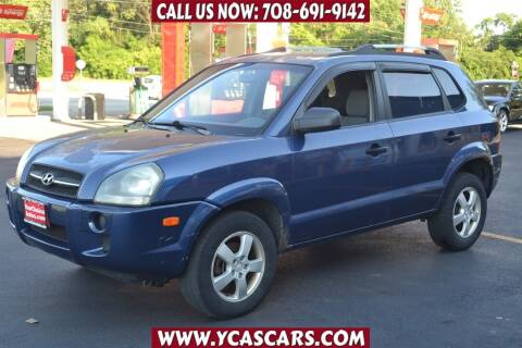 2005 Hyundai Tucson for sale at Your Choice Autos - Crestwood in Crestwood IL