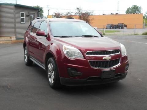 2011 Chevrolet Equinox for sale at MT MORRIS AUTO SALES INC in Mount Morris MI