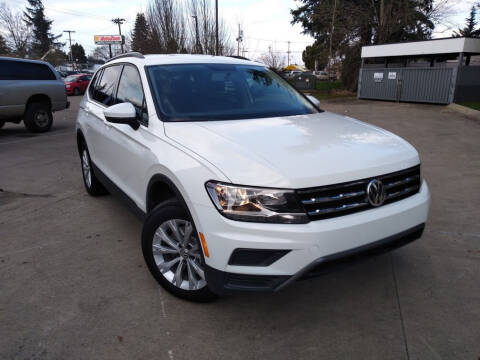 2020 Volkswagen Tiguan for sale at A1 Group Inc in Portland OR