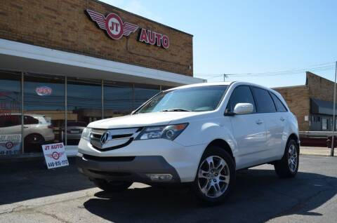 2008 Acura MDX for sale at JT AUTO in Parma OH