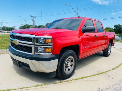 2014 Chevrolet Silverado 1500 for sale at Xtreme Auto Mart LLC in Kansas City MO