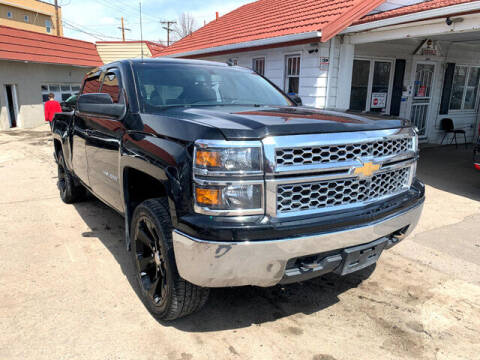 2014 Chevrolet Silverado 1500 for sale at ELITE MOTOR CARS OF MIAMI in Miami FL