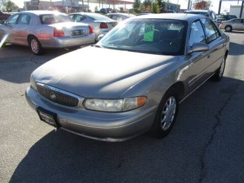 2002 Buick Century for sale at King's Kars in Marion IA