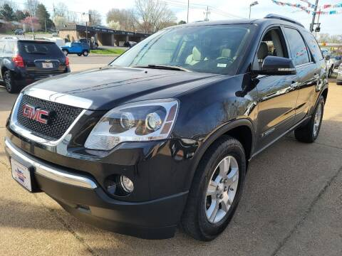 2008 GMC Acadia for sale at County Seat Motors in Union MO