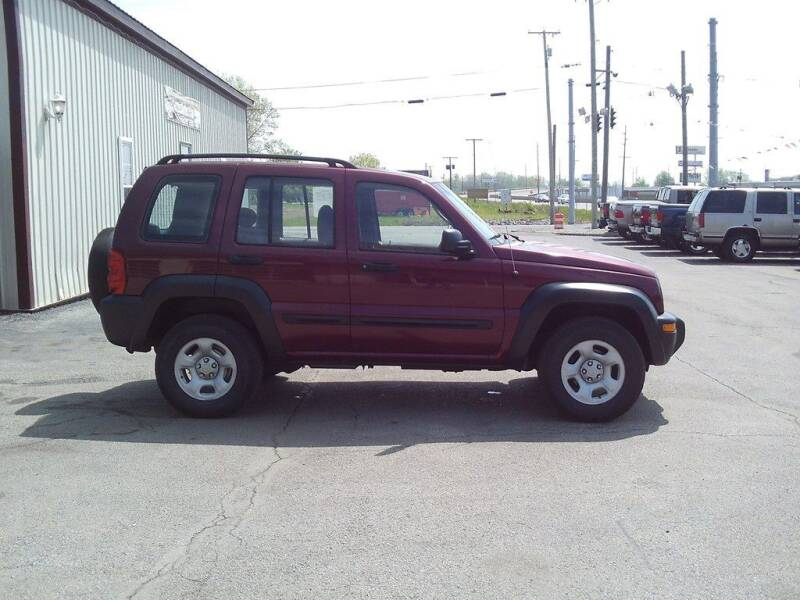 2002 Jeep Liberty for sale at Settle Auto Sales STATE RD. in Fort Wayne IN