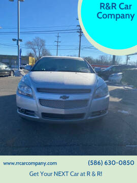 2009 Chevrolet Malibu for sale at R&R Car Company in Mount Clemens MI