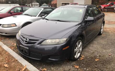 2007 Mazda MAZDA6 for sale at Official Auto Sales in Plaistow NH