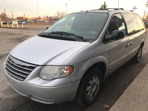 2007 Chrysler Town and Country for sale at 5 STAR MOTORS 1 & 2 in Louisville KY