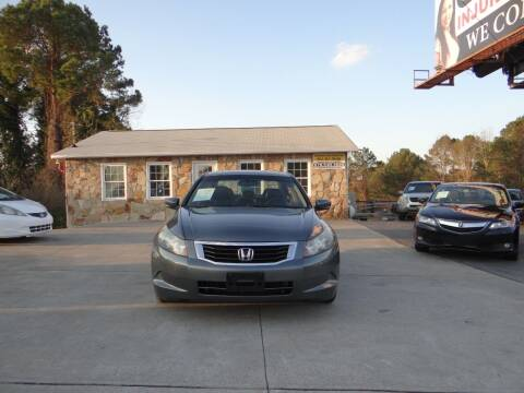 2009 Honda Accord for sale at Flywheel Auto Sales Inc in Woodstock GA