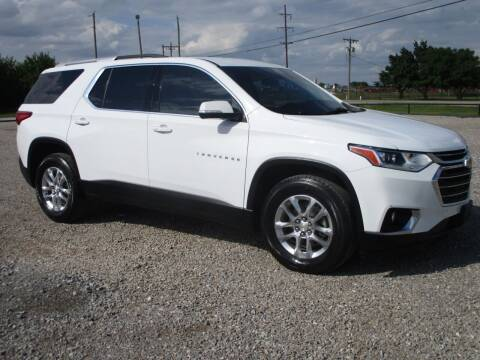 2018 Chevrolet Traverse for sale at LK Auto Remarketing in Moore OK