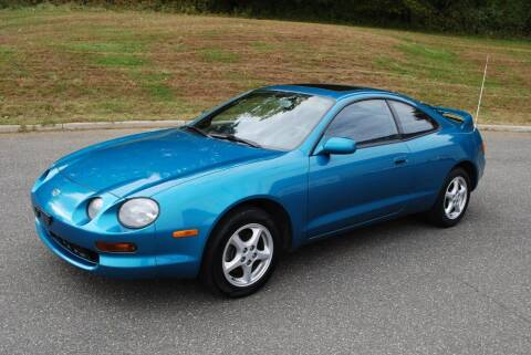 1994 Toyota Celica for sale at New Milford Motors in New Milford CT