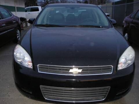 2009 Chevrolet Impala for sale at ZJ's Custom Auto Inc. in Roseville MI