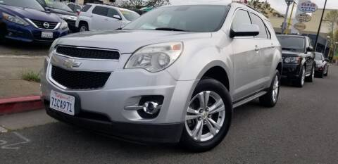 2012 Chevrolet Equinox for sale at Bay Auto Exchange in San Jose CA