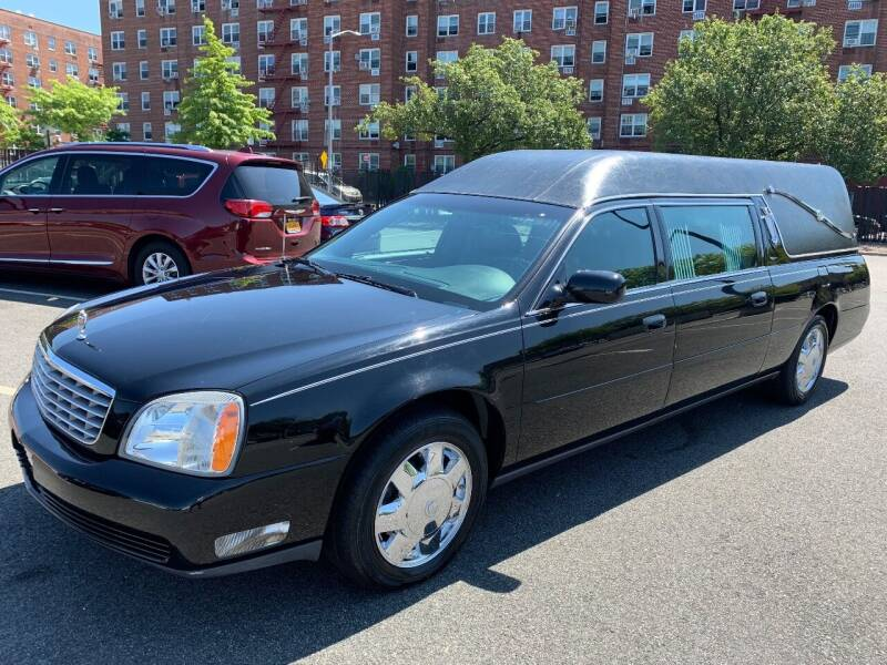 2004 Cadillac Deville Professional for sale at HI CLASS AUTO SALES in Staten Island NY