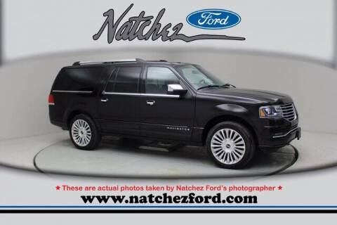 2017 Lincoln Navigator L for sale at Auto Group South - Natchez Ford Lincoln in Natchez MS