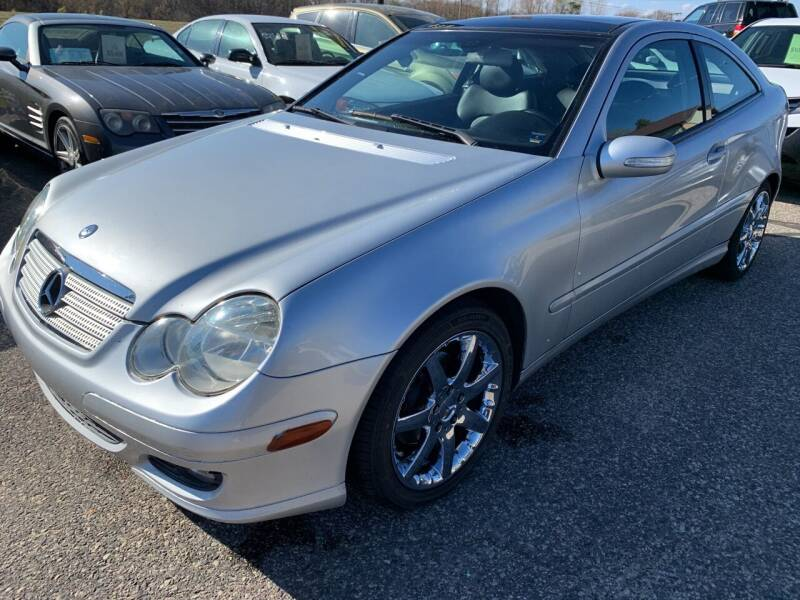 2005 Mercedes-Benz C-Class for sale at 51 Auto Sales Ltd in Portage WI