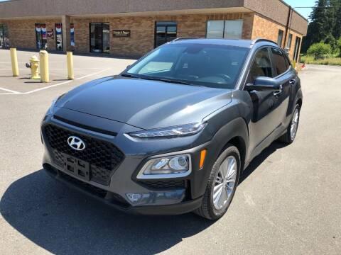 2019 Hyundai Kona for sale at KARMA AUTO SALES in Federal Way WA