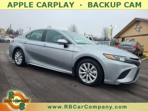 2019 Toyota Camry for sale at R & B Car Company in South Bend IN