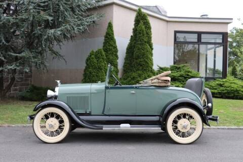 1929 Ford Model A for sale at Gullwing Motor Cars Inc in Astoria NY