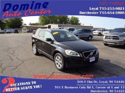 2013 Volvo XC60 for sale at Domine Auto Center in Loyal WI